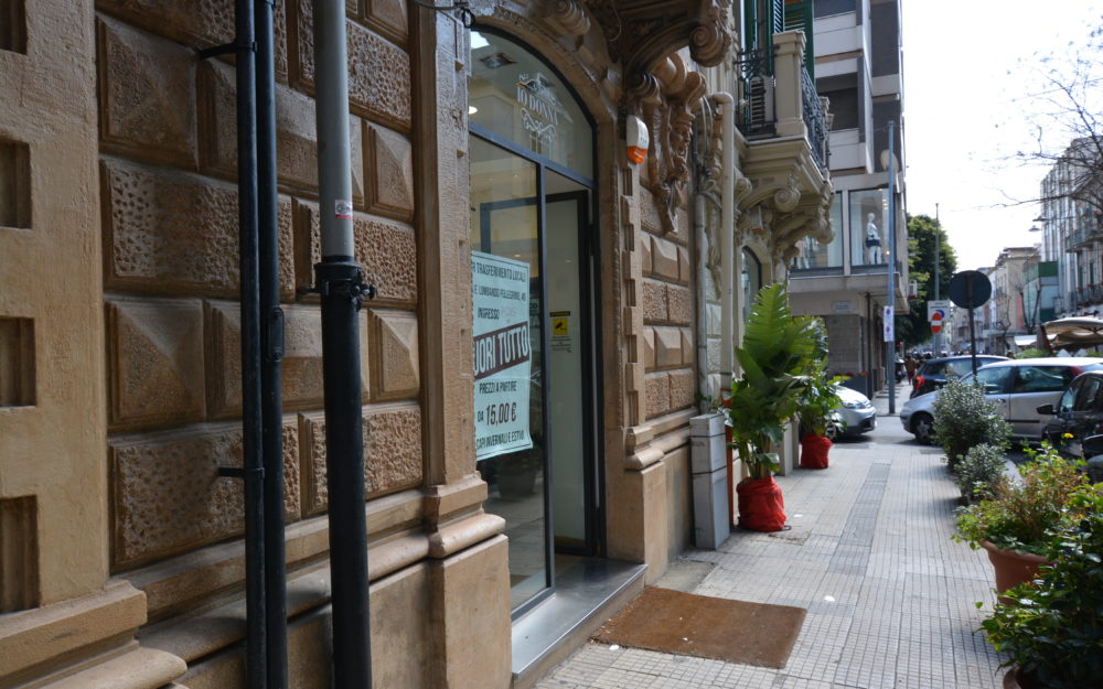 Messina Via XXVII Luglio