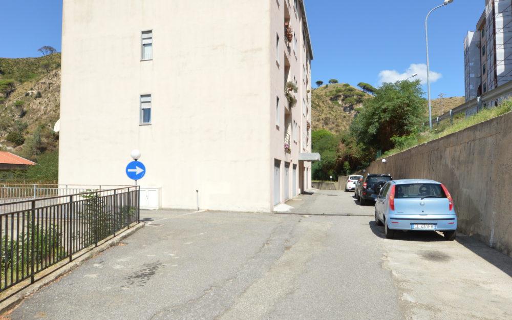 Messina Viale Annunziata contrada Catanese